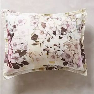 Anthropologie meadow dusk standard sham x2 new 🌟